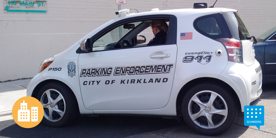 Kirkland Parking Enforcement